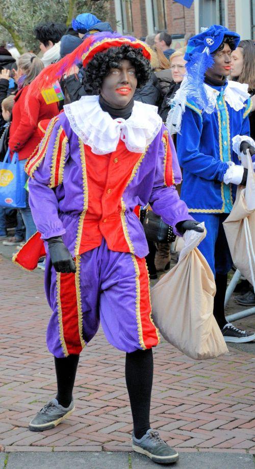 Arrival Of Sinterklaas 8