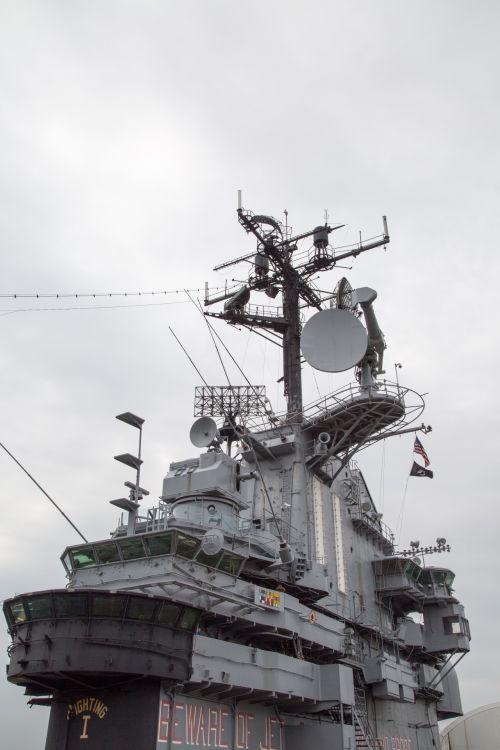 Intrepid Ship
