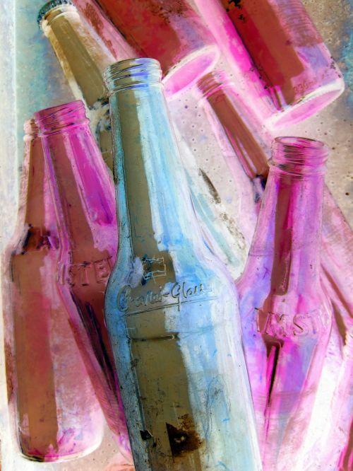 Inverted Bottle Colours