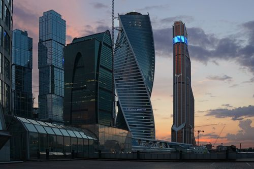 investment city moscow