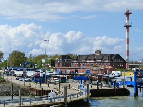 investors borkum port