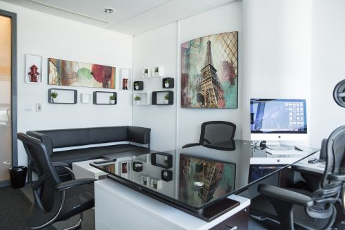 io centers serviced office furnished office