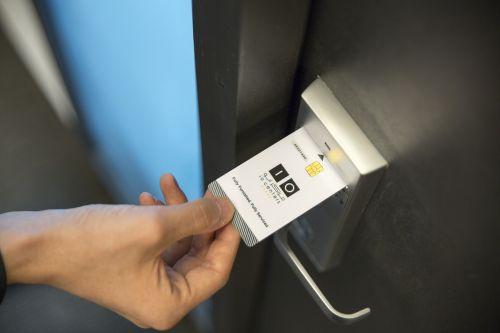 io centers security access card