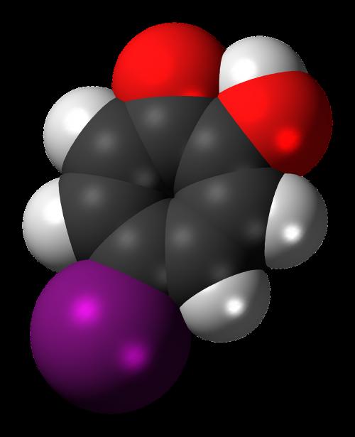 iodotropolone chemistry atoms