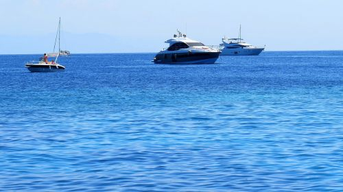 ionian sea color blue the mediterranean sea