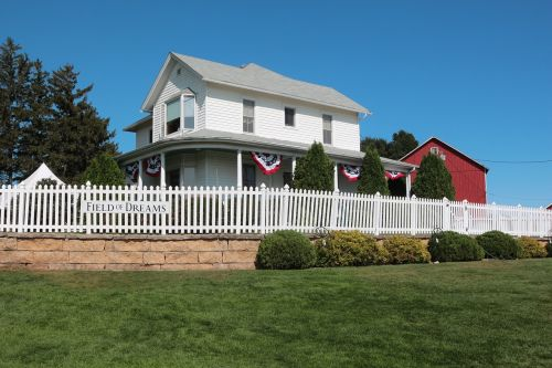 iowa field of dreams house
