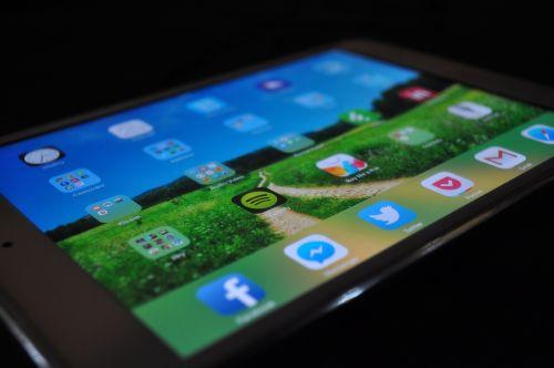 ipad tablet application