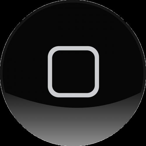 iphone apple black