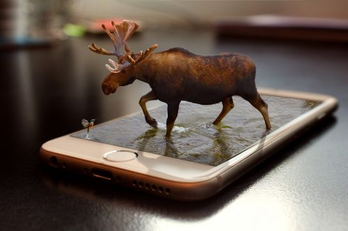 iphone moose retouch