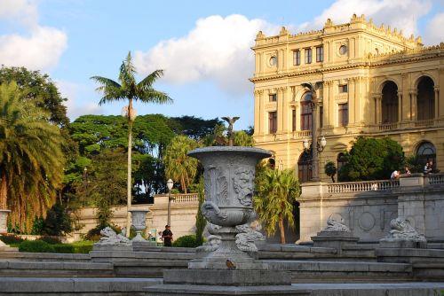 ipiranga museum são paulo