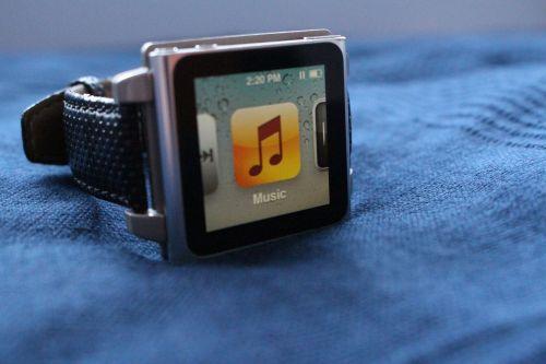 ipod ipod nano tech