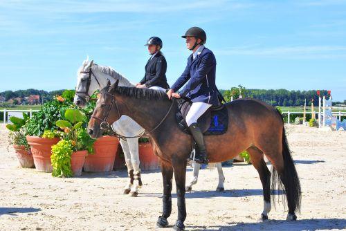ipodrom horse rider