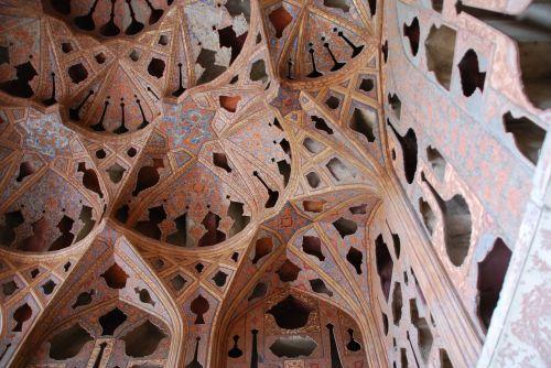 iran isfahan palazzo ali qapu