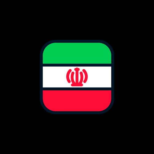 iran  iran icon  iran flag
