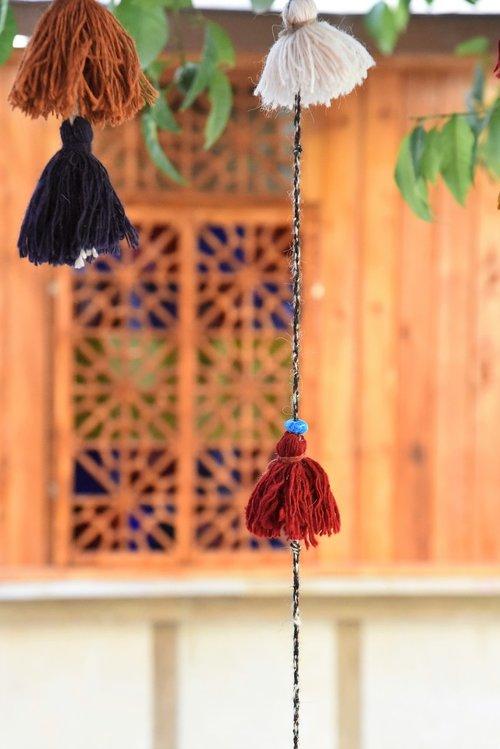 iran  shiraz  traditional house