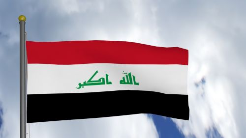iraq iraqi iraq flag