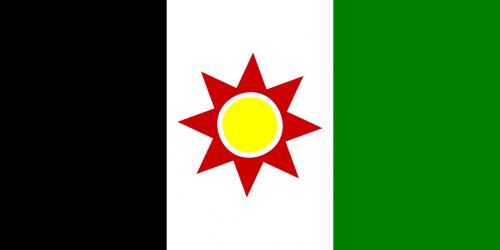 iraq flag historic