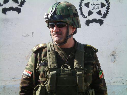iraq general army