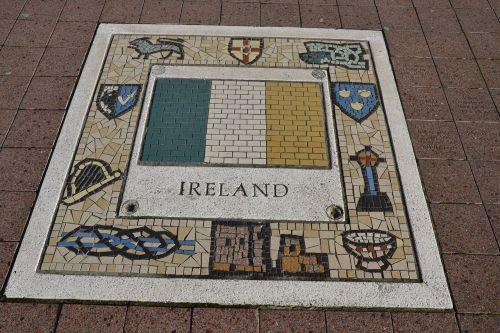 ireland team emblem emblem