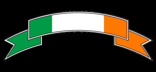 ireland banner irish