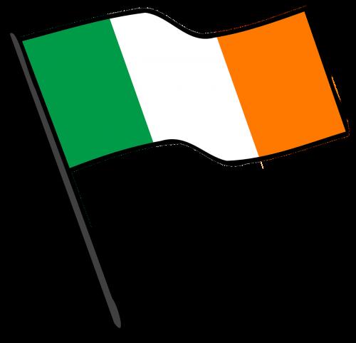 ireland flag irish