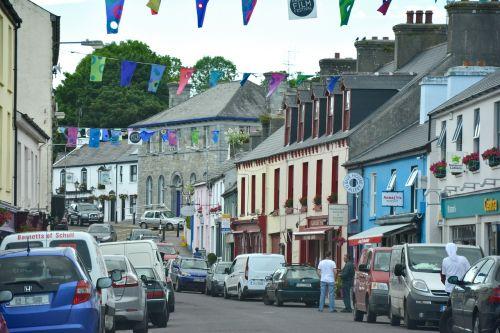 ireland village irish