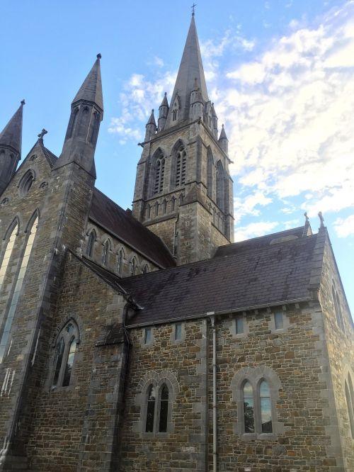 ireland killarney catedral