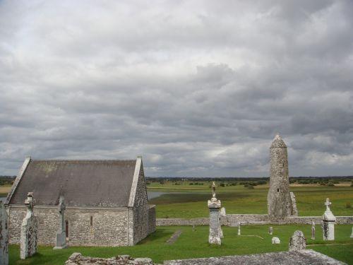 ireland the celts church