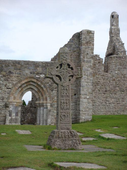 ireland the celts christianity