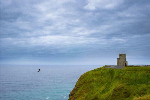 ireland sea rock