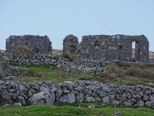 ireland  ruine  ruin