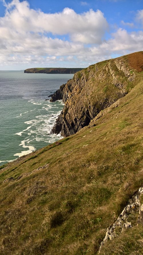 ireland  cliffs  me