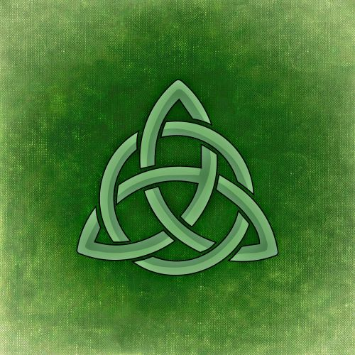 ireland celtic symbol green
