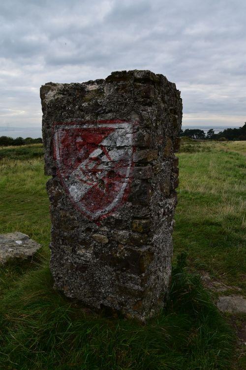 ireland pennant shield