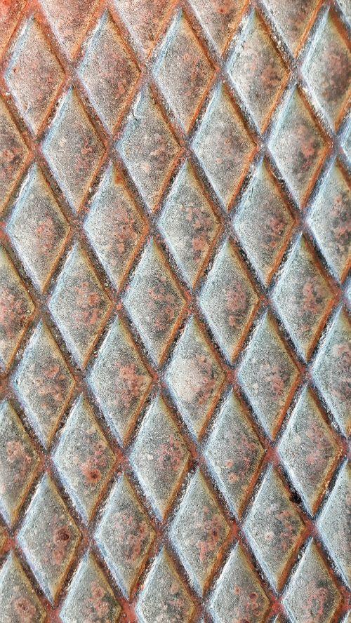 iron rust texture