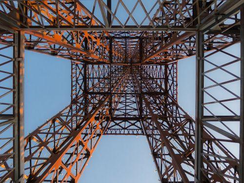 iron tower cast iron