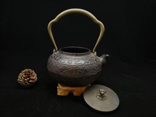 iron kettle tea classic