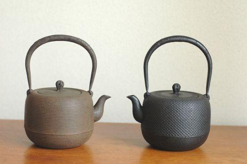 iron kettle craftsman japan culture