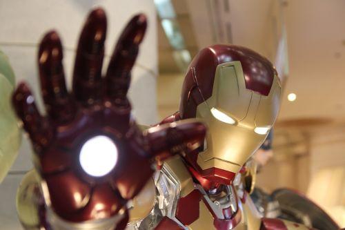ironman hero movies