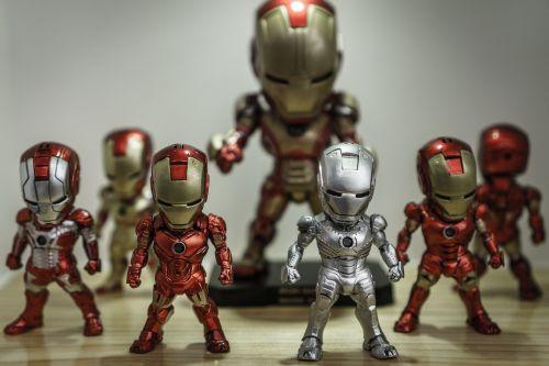 iron man super hero toys