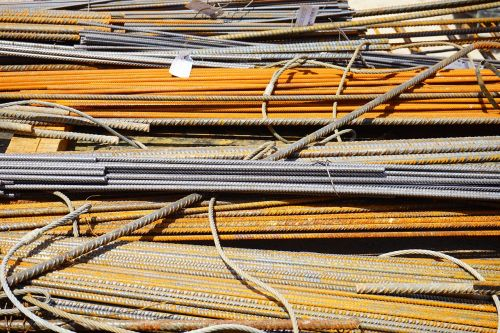 iron rods reinforcing bars steel for construction