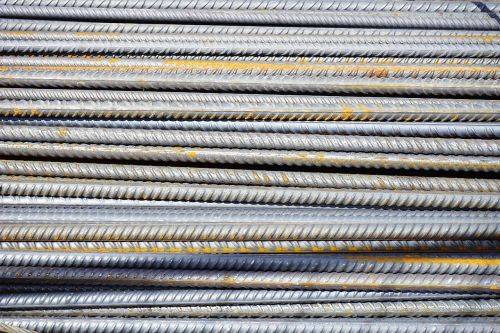 iron rods reinforcing bars rods