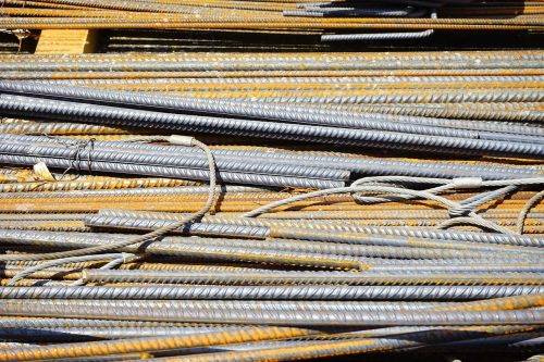 iron rods rods steel bars