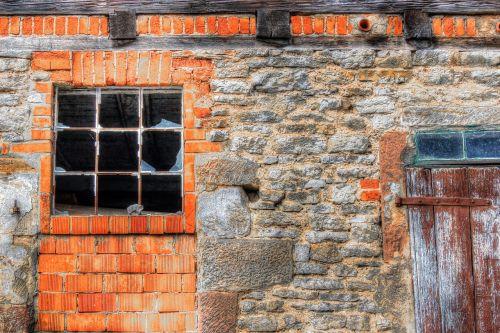 iron window discs broken