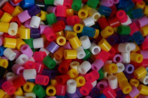 ironing beads colorful beads