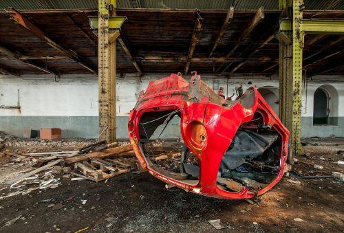 ironworks abandoned exploration of the