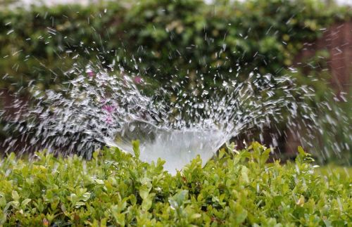 irrigation inject water