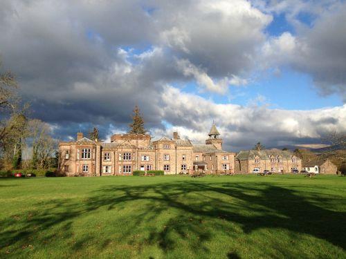 irton hall country retreat holiday