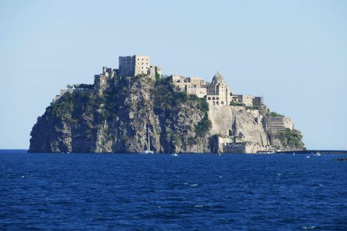 ischia italy mediterranean