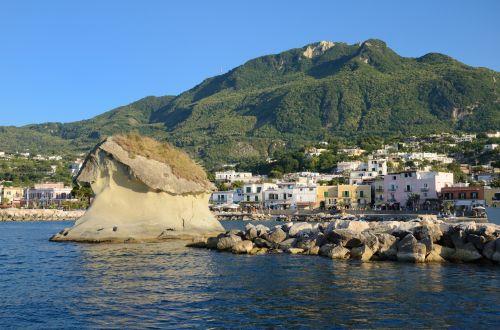 Ischia Island, Italy